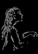 Adriana Logo durchsichtig